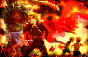 Fullmetal Alchemist by Shumijin