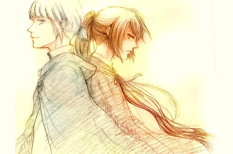 ToG : Koon and Viole by Shumijin