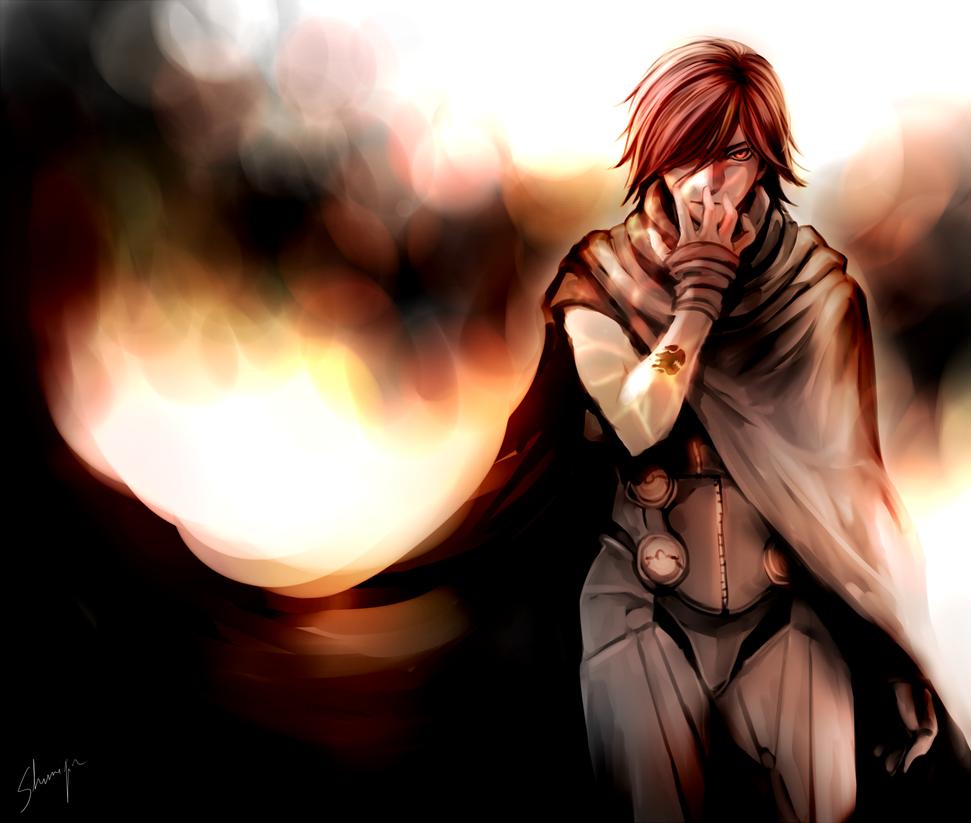 Heat - Digital Devil Saga by Shumijin