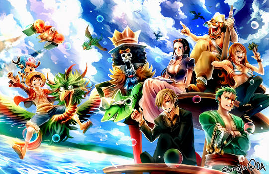 One Piece - Two Years Later