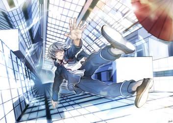 Yashiro Isana - Falling