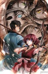 Akatsuki no Yona: Yona of the Dawn by Shumijin