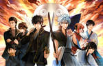 Gintama : Shinsengumi vs Yorozuya