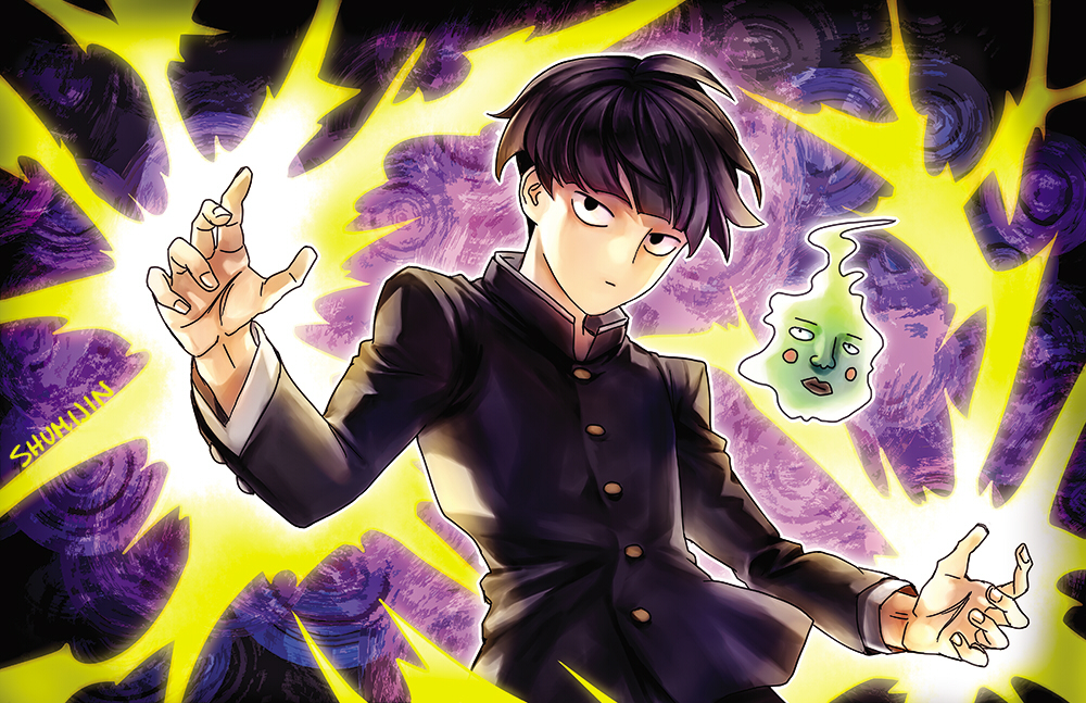 Mob Psycho 100 by Shumijin