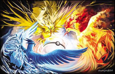 Pokemon - Mystic Instinct Valor