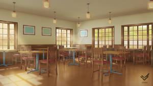Cafe - Interior