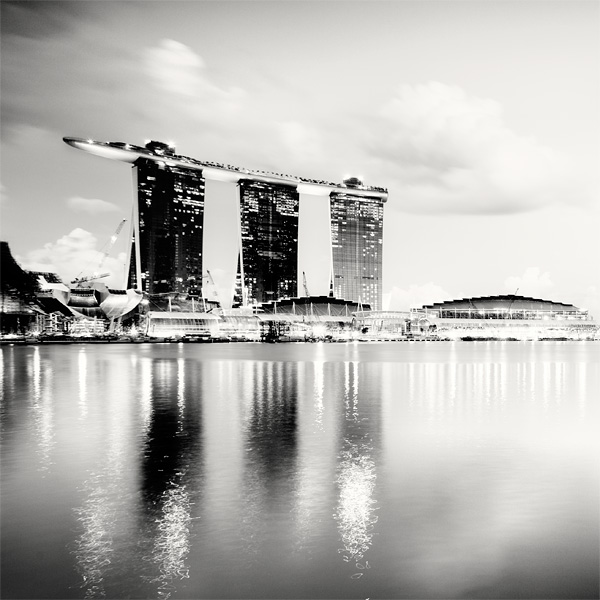 Singapore Marina Bay Sands by xMEGALOPOLISx