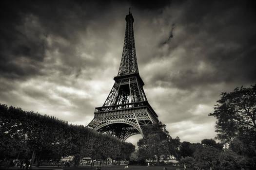 Paris Eiffel Tower.