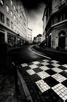 Brussels Chessboard.