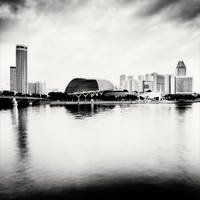 Singapore Skyline III