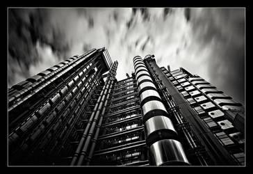 London Lloyds by xMEGALOPOLISx