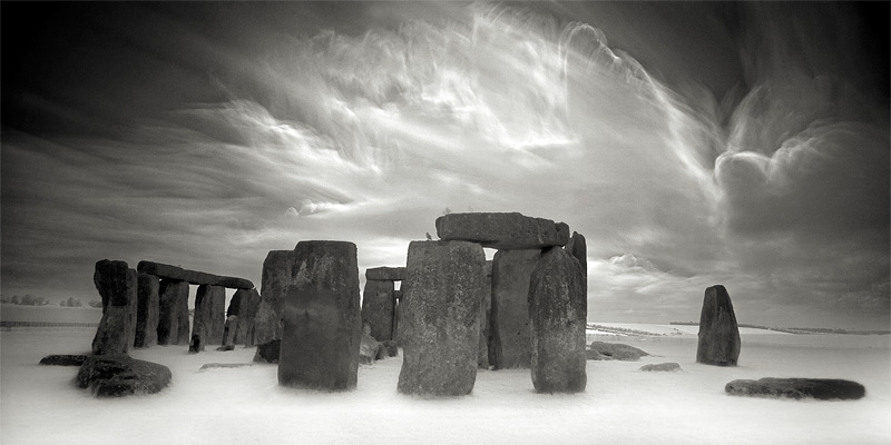 Stonehenge by xMEGALOPOLISx
