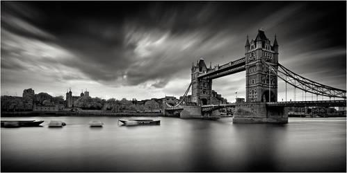 London - Tower Bridge II by xMEGALOPOLISx