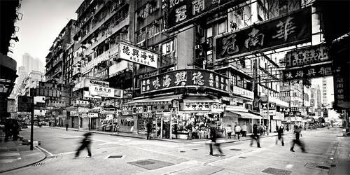 City of Shadows: Hong Kong II by xMEGALOPOLISx