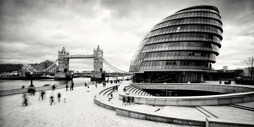 London - Shadows by xMEGALOPOLISx