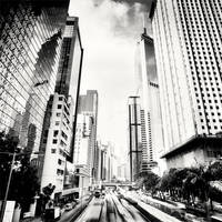 Hong Kong Rush Hours II by xMEGALOPOLISx