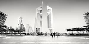 Emirate Towers in Dubai