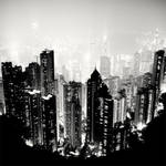 Hong Kong - Gotham City