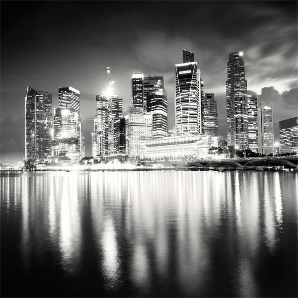 Singapore by xMEGALOPOLISx