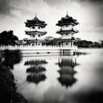 Singapore Twin Pagodas
