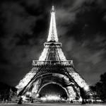 Paris - Eiffel Tower at Night
