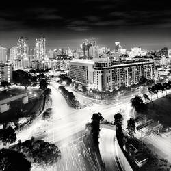 Singapore - Crossroads by xMEGALOPOLISx