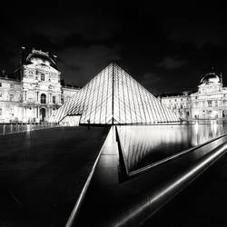 Paris - Pyramid of Light