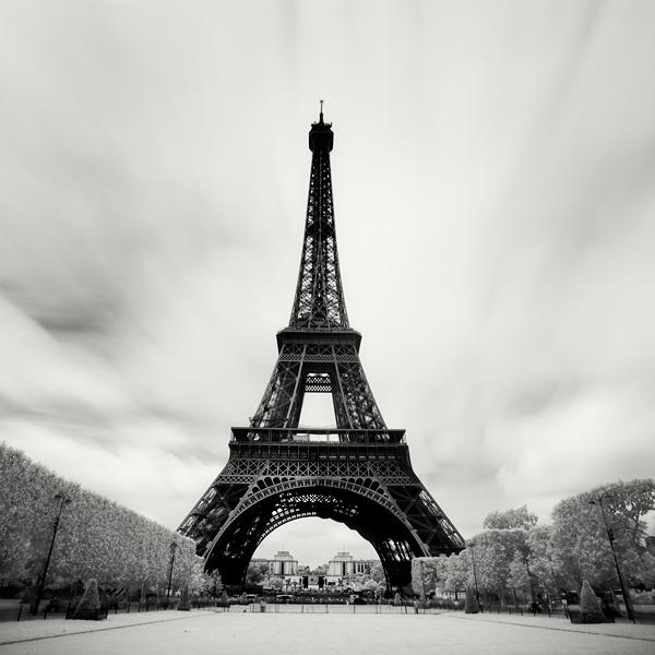 Paris - Eiffel Tower IR