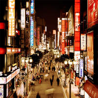 TOKYO - Shinjuku Japan