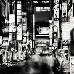 TOKYO Kabukicho Japan by xMEGALOPOLISx