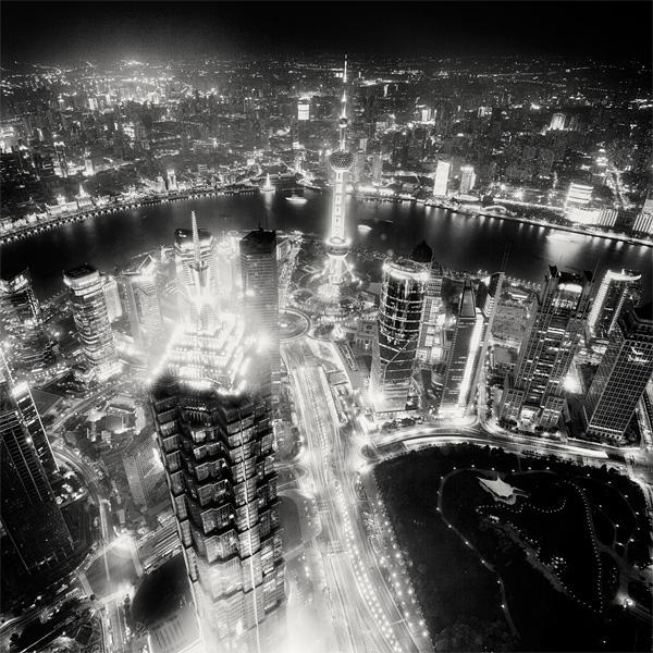 Shanghai Blade Runner 2011 by xMEGALOPOLISx