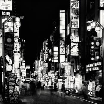 Tokyo Shinjuku - Japan by xMEGALOPOLISx