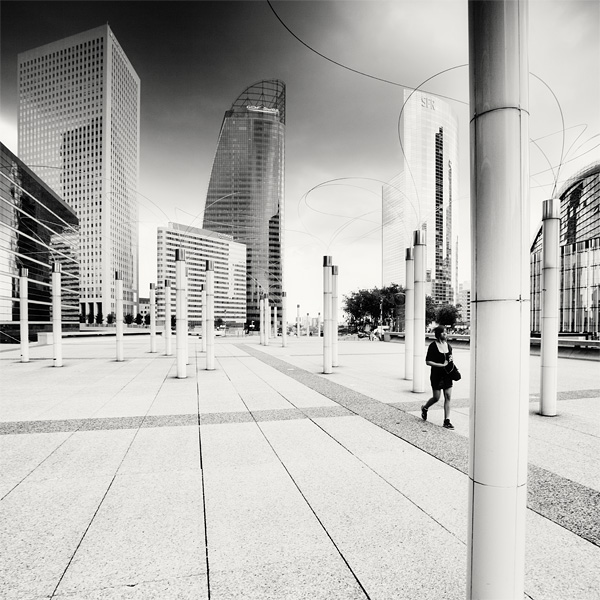 Paris La Defense II by xMEGALOPOLISx