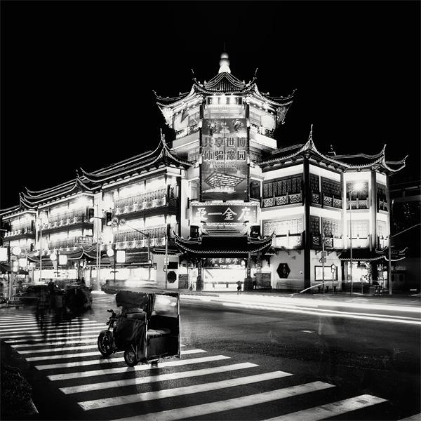Shanghai China YuYu by xMEGALOPOLISx