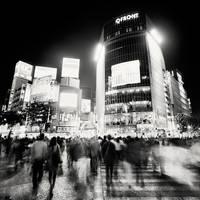 Shibuya Tokyo Japan by xMEGALOPOLISx