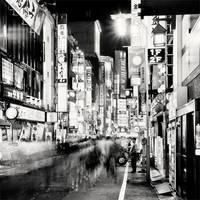 Shinjuku by xMEGALOPOLISx