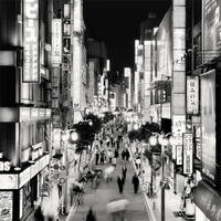 Tokyo Never Sleeps by xMEGALOPOLISx