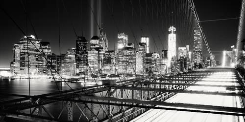 Brooklyn Bridge by xMEGALOPOLISx