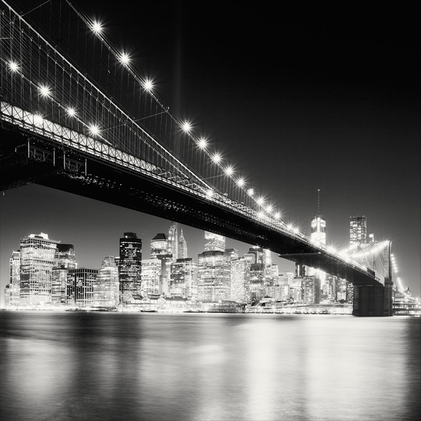 Brooklyn Bridge - New York by xMEGALOPOLISx
