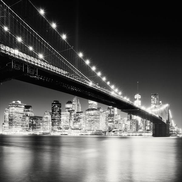 Brooklyn Bridge - New York by xMEGALOPOLISx