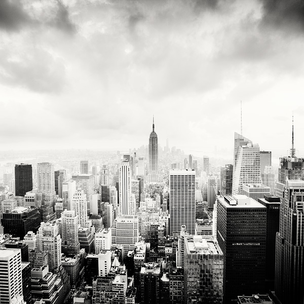 New York - Manhattan by xMEGALOPOLISx