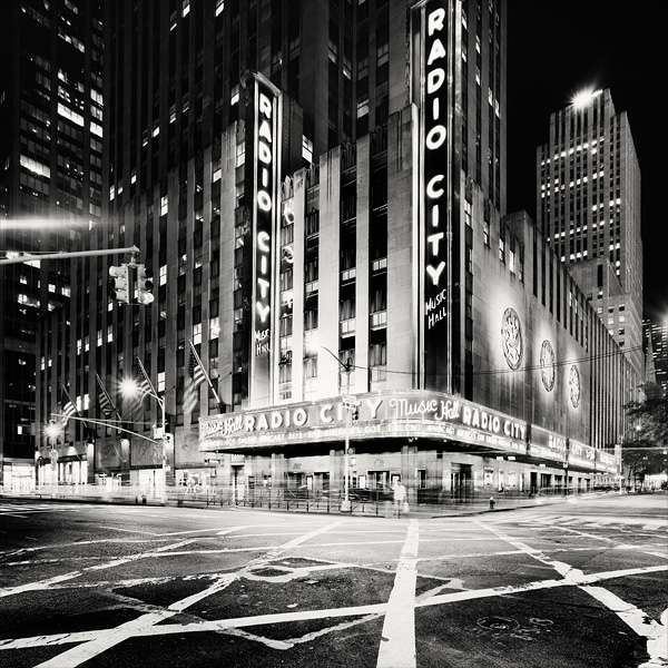 Radio City - New York by xMEGALOPOLISx