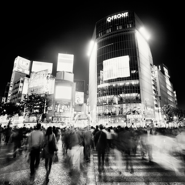 Tokyo - Shibuya by xMEGALOPOLISx