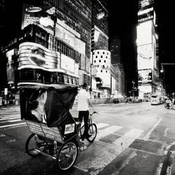 NYC Rickshaw