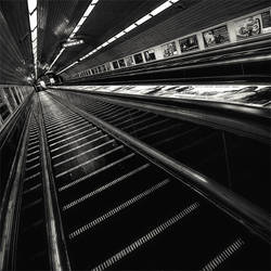 Downwards by xMEGALOPOLISx