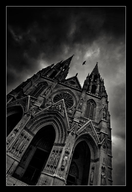 Cathedral by xMEGALOPOLISx