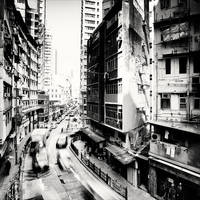 Hong Kong Street by xMEGALOPOLISx