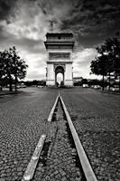 Arc de Triomphe by xMEGALOPOLISx