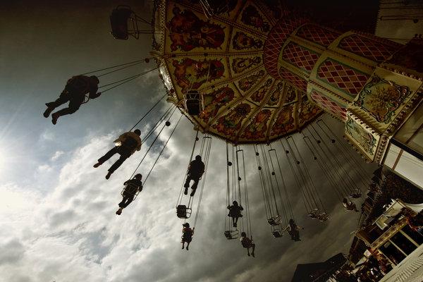 Paris Carousel of Life