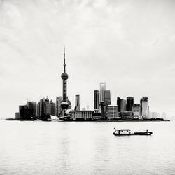 Shanghai Island by xMEGALOPOLISx